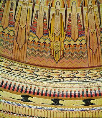 Hall of Memory Mosaic