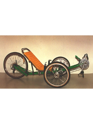 Greenspeed Recumbent