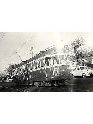 Melbourne W2 Class
