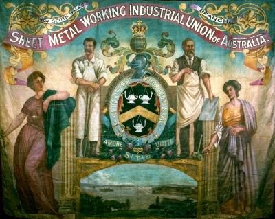 Sheet Metal Working Industrial Union of Australia