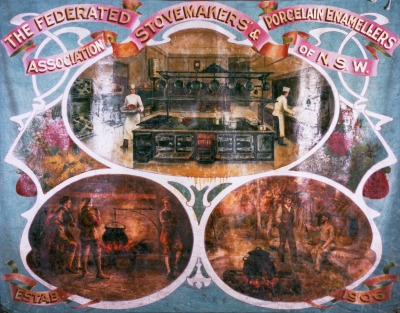 Federated Stovemakers' and Porcelain Enamellers' Association of NSW