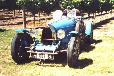 Bugatti Grand Prix Car 1972