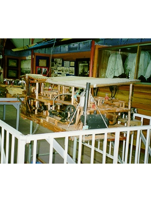 Working Model Sawmill