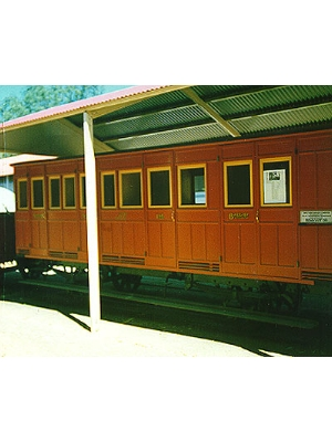 Tarrawingee Carriage