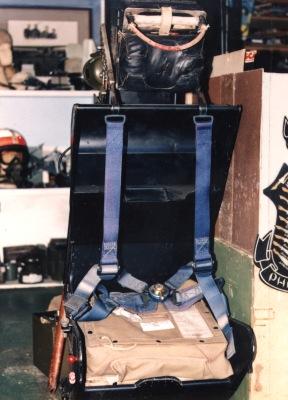 Martin Baker Aircraft Ejector Seat