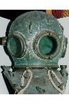 12 Bolt Diving Helmet