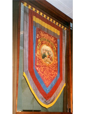 Manchester Unity Paterson Lodge Banner