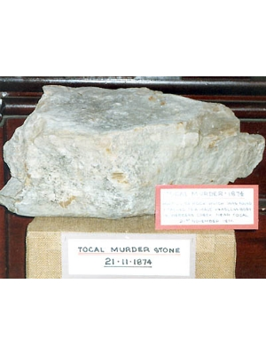 Tocal Murder Stone