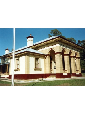 Paterson Court House Museum