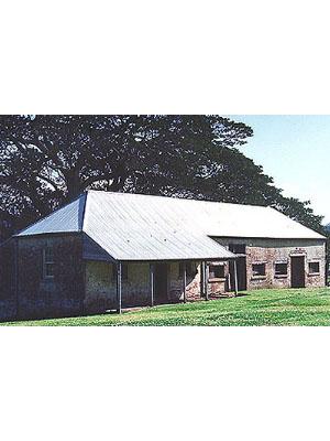 Webber's Cottage