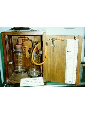 Wangensteen Apparatus