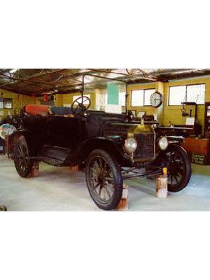 T Model Ford Car