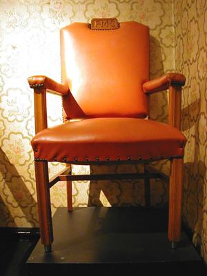 Mayoral Chair, Fairfield City Council