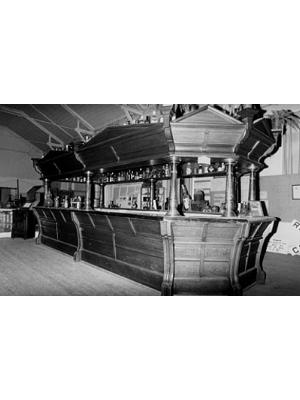 Railway Refreshment Bar