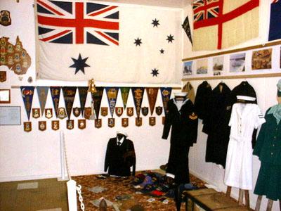 Naval exhibit