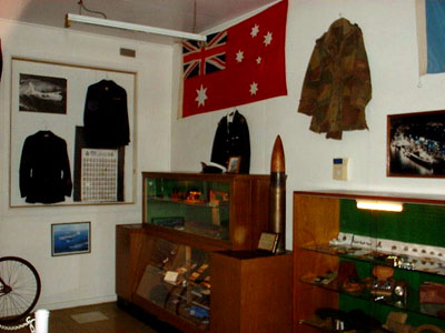 Small military artefacts