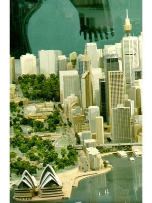 Sydney City Model