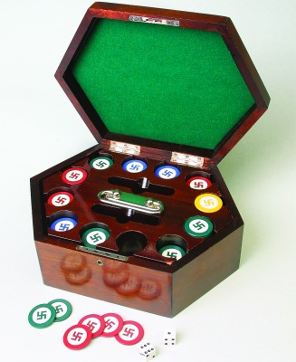 Swastika Poker Game