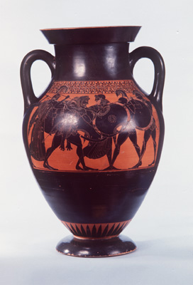 The Antimenes Amphora