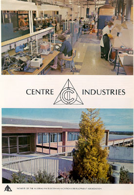 Centre Industries
