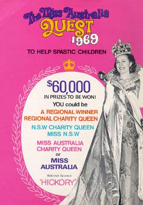 The Miss Australia Quest 1969
