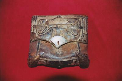 Man's Leather Purse