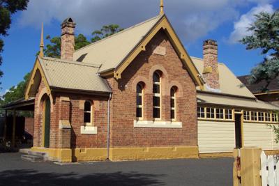 1877 Schoolhouse