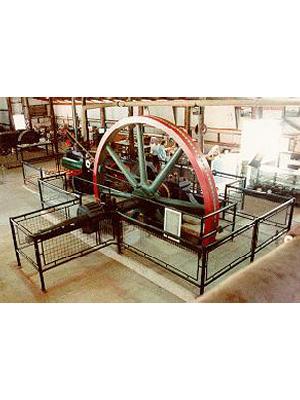 600HP Horizontal Mill Engine