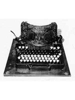 Barlock Typewriter No. 4