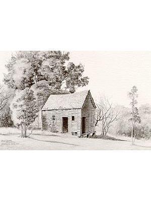Robert Kidd's Hut