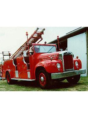 B505 Mack Thermodyne Pump/Escape Fire Engine