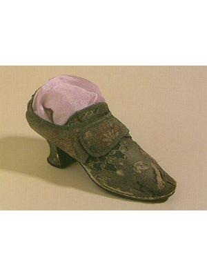 Shoe of Mary Queen of Scots