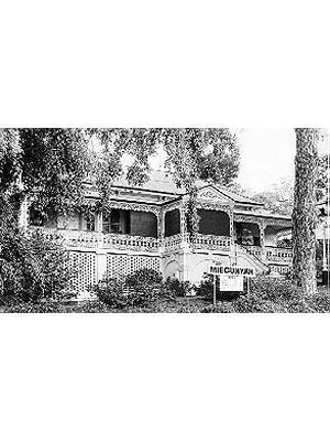 Miegunyah Pioneer Women's Memorial House Museum