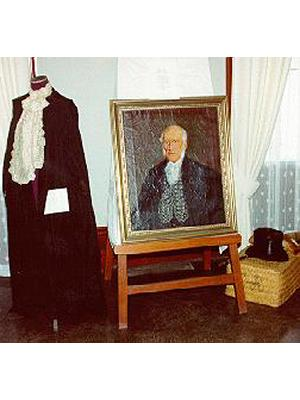 Portrait of Hon Gilbert Eliott