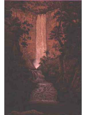 Numinbah Falls