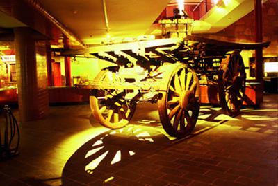 Bullock Wagon