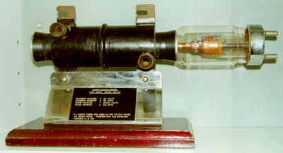 STC Water Cooled Triode