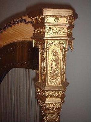 Erard Gothic Harp