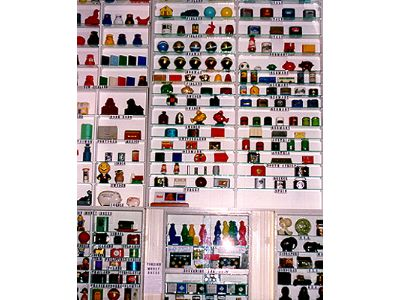 Collection of Money Boxes