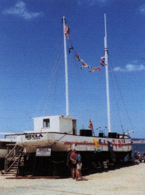 Trading Ketch, 56 foot