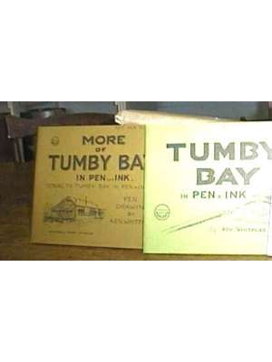 Tumby Bay Sketch Books