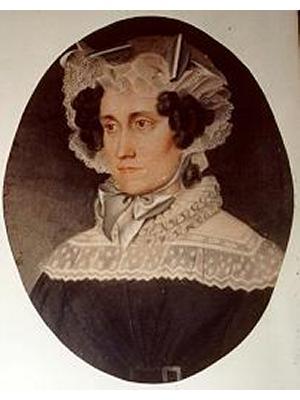 Susanna, wife of Captain John Hindmarsh