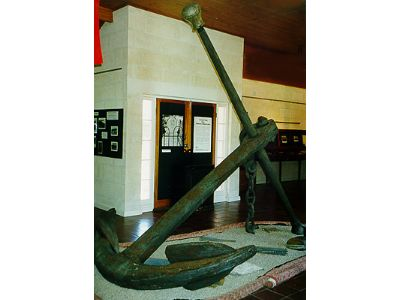 Geltwood Anchor