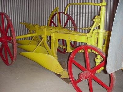 Whittaker Plough