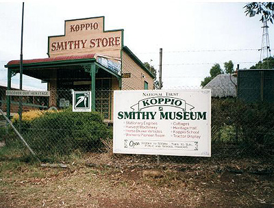 Smithy Store