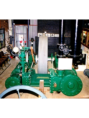 """Hawke"" steam engine"