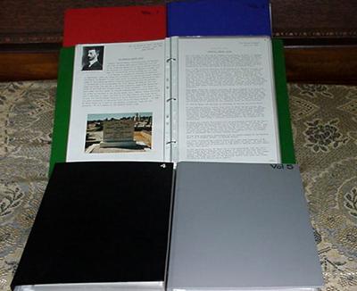 Renmark's Pioneer Family (5 volumes)