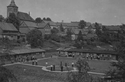 DP Camp, Willershausen, Germany