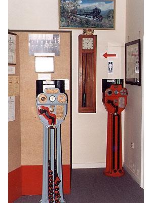 Staff Instruments