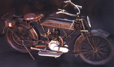 Favourite Motorcycle